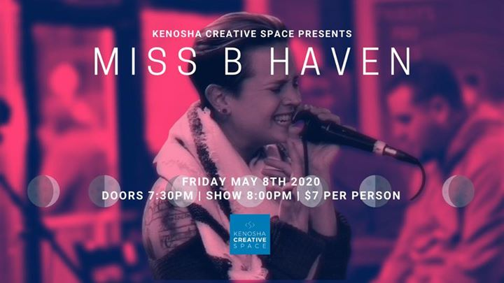 Miss B Haven at the Space