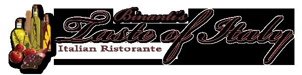 Binanti's Taste of Italy Kenosha Strong Offer