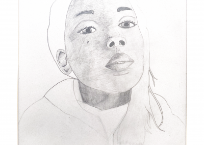Reuther High School Student Artwork